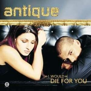 Antique - Die For You (Single)